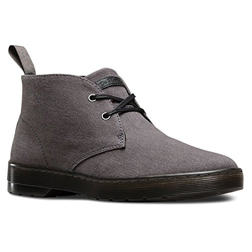 Dr. Martens CRUISE MAYPORT LEAD O. TWILL Grigio UK 9.5
