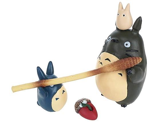 CoolChange Dolce figurina di Totoro fatta di plastica, 16 Piezas