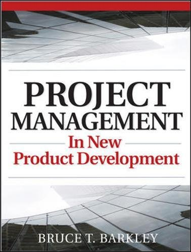 Project Management in New Product Development pdf epub