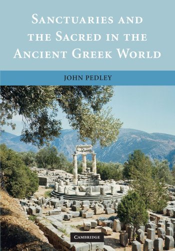 Architecture Greek (Sanctuaries and the Sacred in the Ancient Greek World)