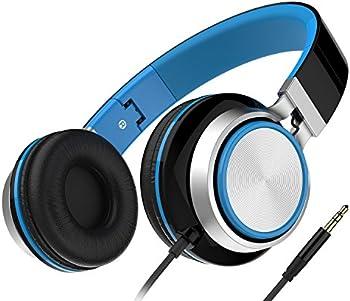 Honstek On-Ear Wired Headphones