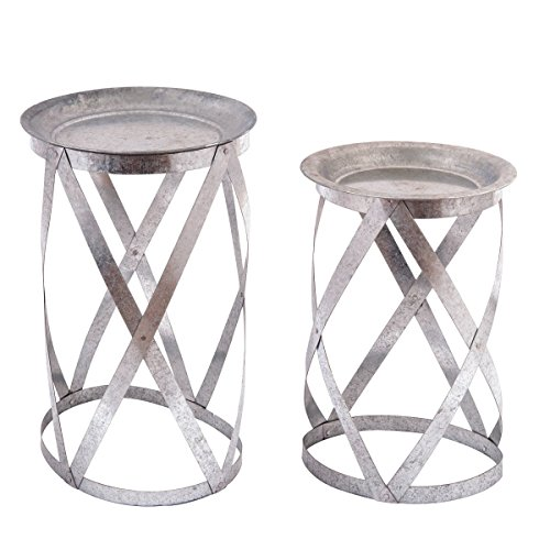 Round Nested Tables - 9