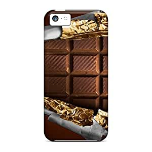 LJF phone case Perfect Fit CpnLDWP6696UqSxE Chocolate Sweets Candies Case For Iphone - 5c