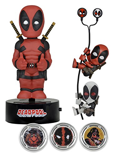 NECA Marvel Deadpool Gift Set