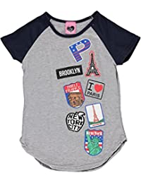 "Love to Dress Big Girls' ""Around the World"" Top"