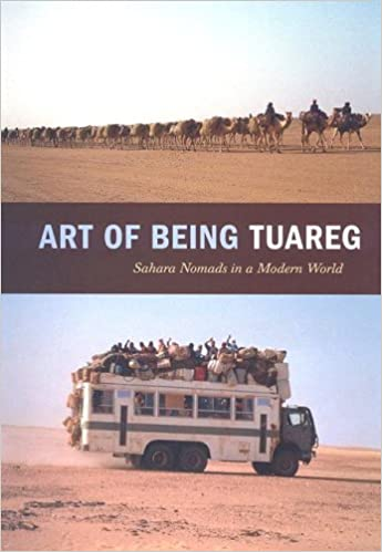 """link to Rasmussen, Susan J. """"Dress, Identity, and Gender in Tuareg Culture and Society."""" ."""