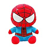 Longpro Air Purifier Cleaner Bamboo Charcoal Bag Doll Marvel Legends Themed 3D Portable for Car Pendant Room Party Decor Bedding Collection Birthday Toy(Spiderman)