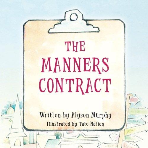 The Manners Contract [Alyson Murphy] (Tapa Blanda)