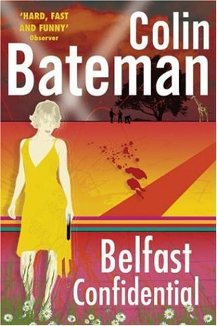 book cover of Belfast Confidential