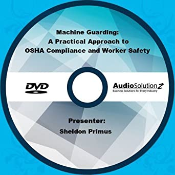 Amazon com: Machine Guarding: A Practical Approach to OSHA