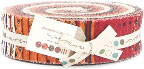 Moda Fabric Strips - 2