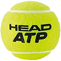 Head 3 Ball ATP Metal Kutu Tenis Topu