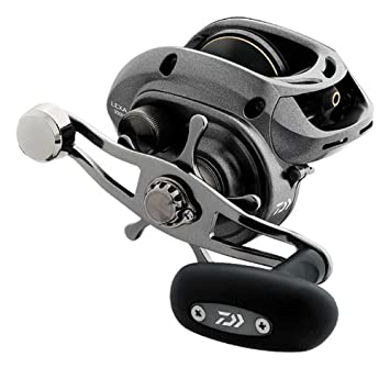 8799f1cf958 Daiwa LEXA300HS-P High Capacity Low-Profile 7.1:1 Baitcast Reel, Right  Hand, Black, Baitcasting Reels - Amazon Canada