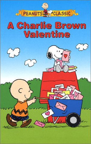 DVD : A Charlie Brown Valentine (Peanuts Classics) [VHS]