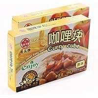 Niutou牛头牌咖喱汤块66g*2(台湾进口)
