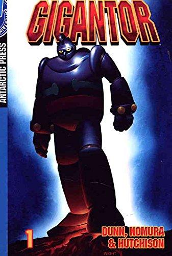 Gigantor Pocket Manga #1 VF/NM ; Antarctic comic book