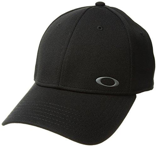 Oakley Men's Silicon Ellipse, Jet Black, Small/Medium