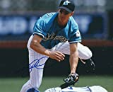 Autographed 8X10 Craig Counsell Florida Marlins Photo