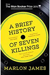 A Brief History of Seven Killings Paperback