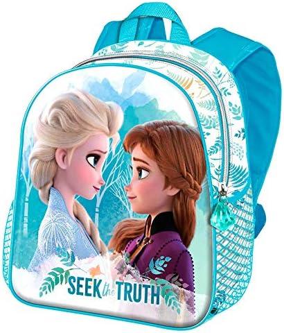 2423 ディズニー アナと雪の女王2 バックパック リュックサック 31cm Disney Frozen2 Backpack [並行輸入品]