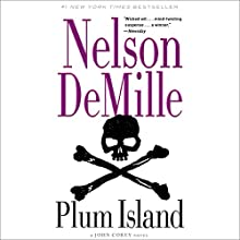Plum Island Audiobook by Nelson DeMille Narrated by Scott Brick