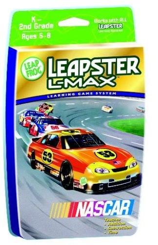 LeapFrog Leapster L-Max Game: Nascar (Leapfrog Leapster L-max Learning Game System)