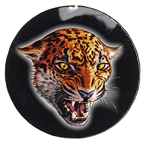 Pro-Tuff Decals Jaguar Award Decal by Full Color Mascot Award Stickers - 100 count 20 Mil Decals (Jaguar) by Pro-Tuff Decals