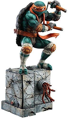 Good Smile Teenage Mutant Ninja Turtles: Michelangelo PVC Figure]()