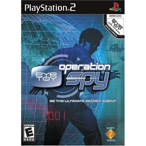 Eye Toy: Operation Spy ()
