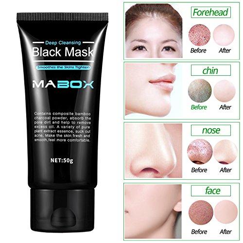 Mabox Blackhead Remover Mask ,Blackhead Cleansing Mask ...