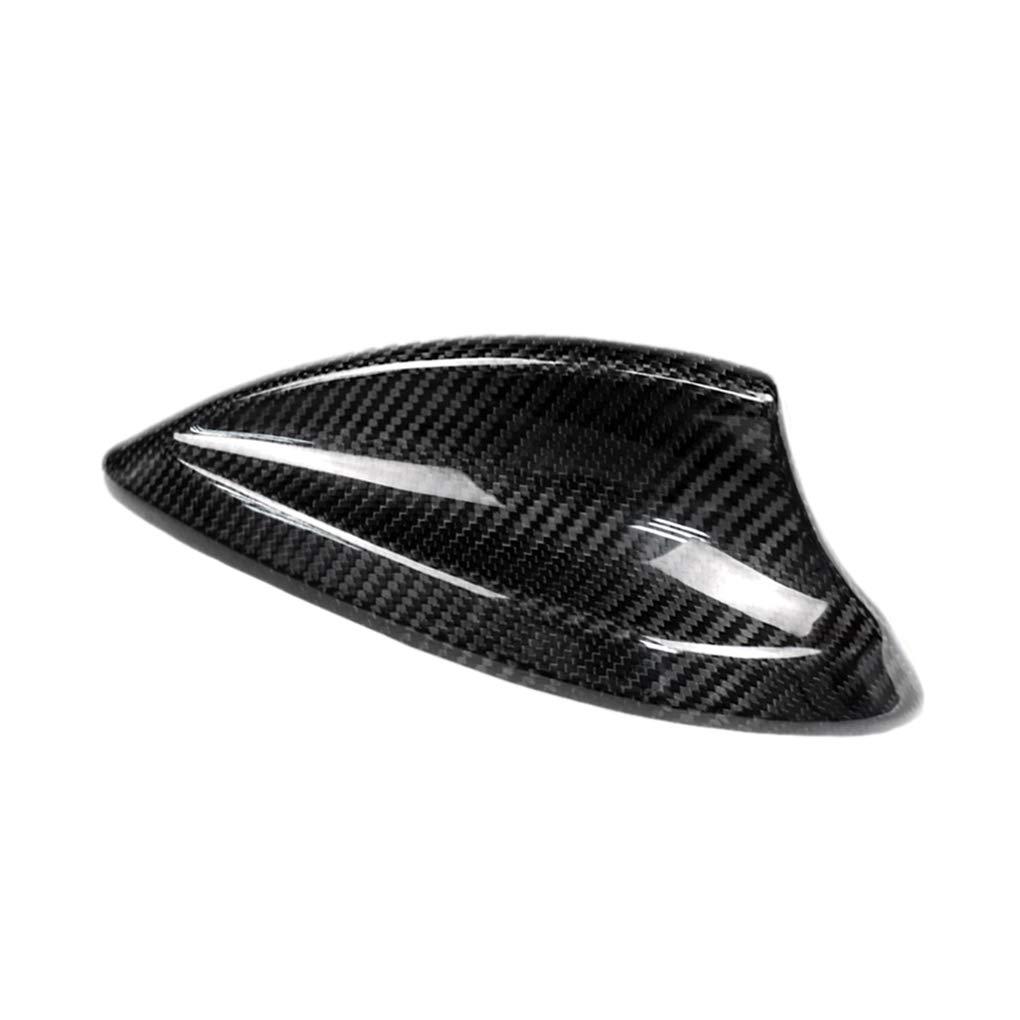 Carbon Fiber Antenna Protector Cover Trim B Type Replacement For 3 Series F30 F35 2013-2017 Windy5