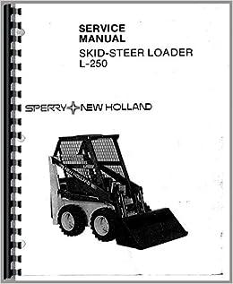 Holland Skid Steer Troubleshooting | Asdela