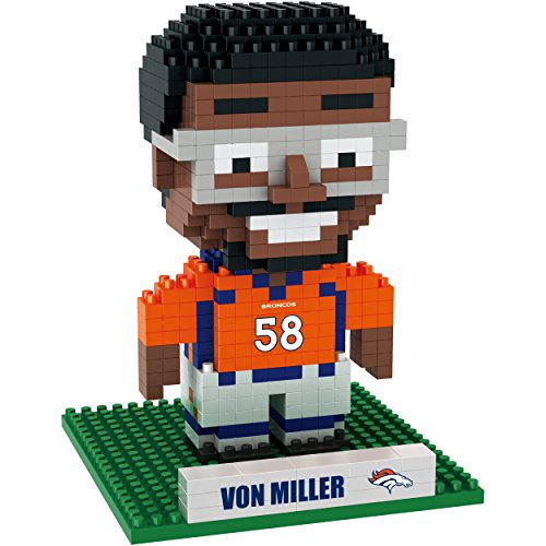 FOCO Denver Broncos Miller V. #58 3D Brxlz - Player