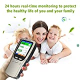 Air Quality Monitor Accurate Tester for CO2