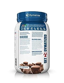 Dymatize Elite 100 Micellar Casein Slow Absorbing Protein, Rich Chocolate, 2 lbs