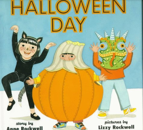 halloween day anne rockwell lizzy rockwell 9780060275679 amazoncom books - Halloween Which Day