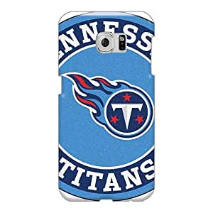 Great Cell-phone Hard Cover For Sumsang Galaxy S6 Edge (mcB2602VDBS) Custom High-definition Tennessee Titans Image