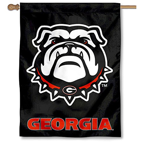 UGA Bulldogs New Dawg House Flag Banner