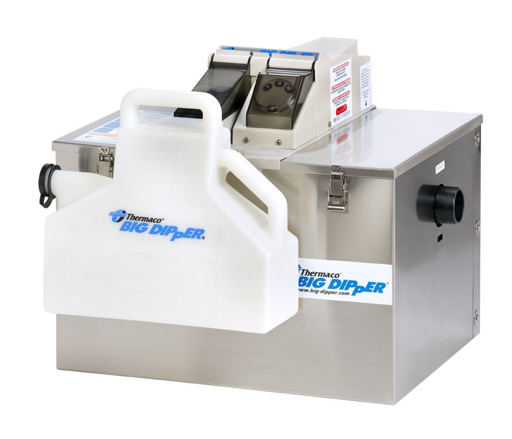 Thermaco Big Dipper W-500-IS Automatic Grease Removal Device