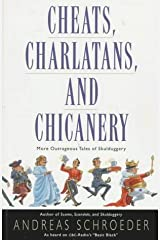 Cheats, Charlatans, and Chicanery: More Outrageous Tales of Skulduggery by Andreas Schroeder (1997-04-19) Paperback