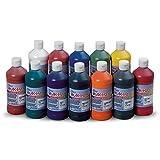 Nasco 9100150 Bulk-Krylic Acrylic Paint, 1 Pint (Pack of 12)