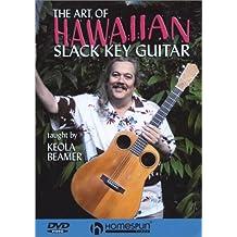 DVD-The Art Of Hawaiian Slack Key Guitar