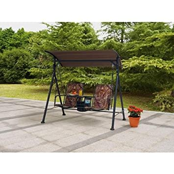 Mainstays Big And Tall 2 Seat Bungee Swing