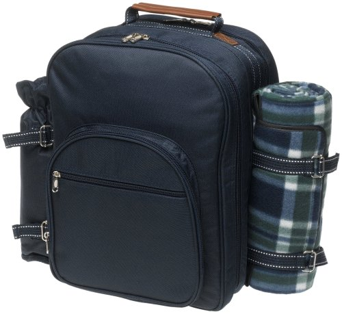 Excalibur Picnic Backpack with Blanket