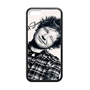Custom Ed Sheeran New Laser Technology Back Cover Case for iPhone 5C CLP618