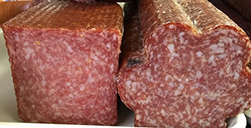 Assorted Square and Old Forest Salami by HolanDeli