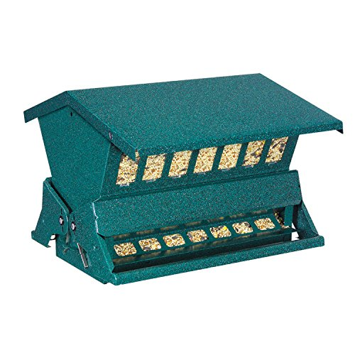 (Woodlink Absolute II Squirrel Resistant Bird Feeder Model)
