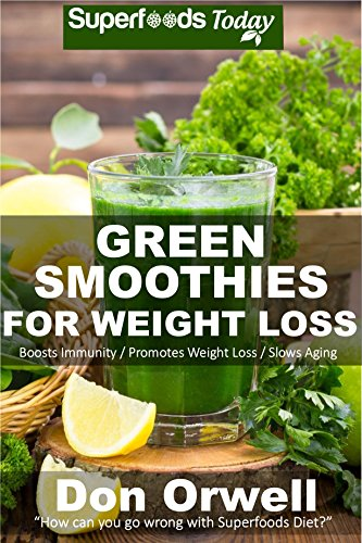 Green Smoothies Weight Loss Transformation ebook