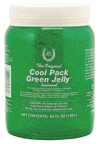 Farnam Horse Health Cool Pack Green Jelly Liniment for Ho...