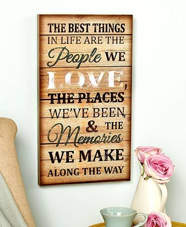 lighted-sentiment-wall-art-best-things-in-life